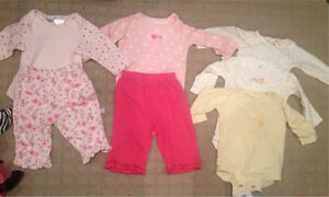 Girls 9 month clothes