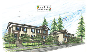 NEW 3 BEDROOM TOWNHOMES IN PORT COQUITLAM!