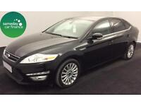 £205.14 PER MONTH BLACK 2013 FORD MONDEO 2.0 ECO ZETEC BUSINESS DIESEL MANUAL