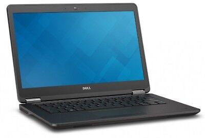 Dell Latitude E7450 14  Ultrabook Intel I5 5300U 2 3Ghz 240Gb Ssd 8Gb Ddr3 Win10