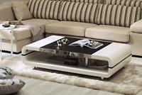 MODERN COFFEE TABLES WITH GLOSS FINISH