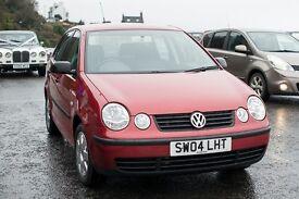 Volkswagen Polo Twist 1.2 Petrol. Excellent history. 12 Month No advisory MOT. Five Door Hatch