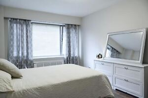 **FURNISHED 2 BEDROOM CLOSE TO MCGILL AND CONCORDIA**