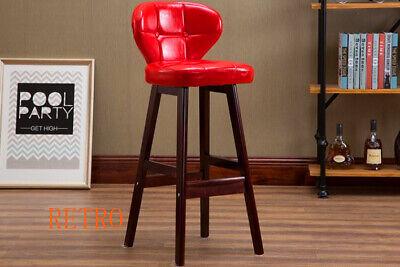 Bar-tool ( Bar stool Retro  Kitchen-Pub-Barstool   (65cm seat H) -)