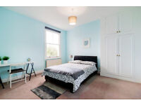Double Room Big, Wandsworth Town, beautiful house with terrace £850pm