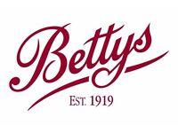 Seasonal Assistants - Bettys Craft Bakery