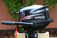 New 5HP 4 Stroke Small Outboard Motor