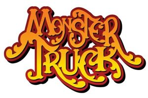 2 tickets to Monster Truck Tide and Boar