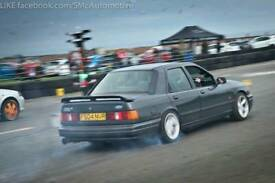 WANTED FORD SIERRA SAPPHIRE RS COSWORTH 4X4 OR REAR 2WD REPLICA LOOKALIKE ANY