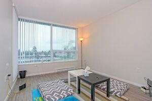 1 Bedroom and Den Built By Polygon - Close to all shopping...
