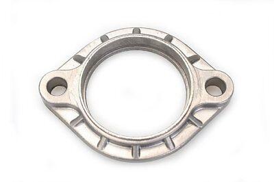 Stainless Steel exhaust flange 76mm 3inch carburetor bolt outlet bearing gasket
