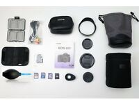 Camera pieces for Canon DSLR_Nikon lens_Sigma lenses_Tamron_60d_5d II_SD cards_Case_compact_L series
