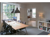 Stylish Office Available 4-5 person 2 minutes from George Street & Charlotte Square.