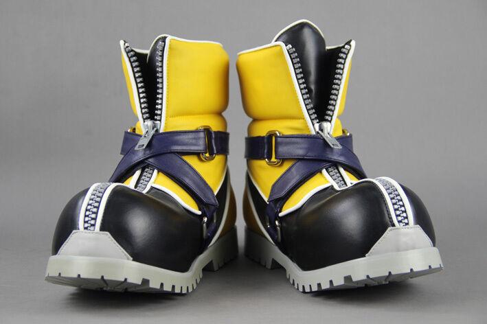 Kingdom Hearts Sora  Cosplay Shoes Boots
