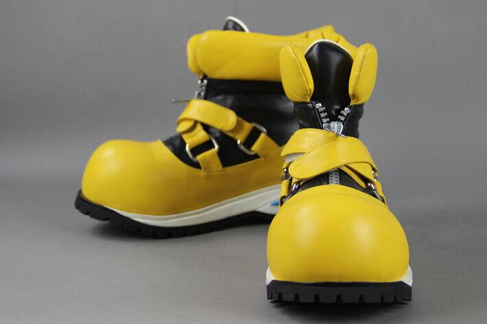 Kingdom Hearts(3D)Sora   Cosplay Shoes Boots