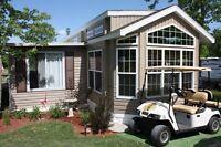 Cottage & Sunroom & deck