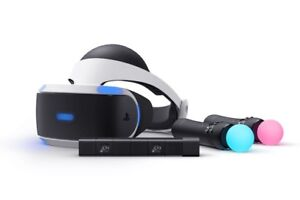 Looking for PS VR
