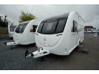 2021 Swift Sprite Alpine 4 New Caravan