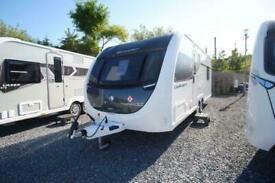 2022 Swift Challenger X 850 New Caravan