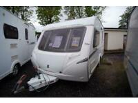 2008 Abbey GTS 215 Used Caravan