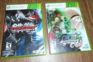 jeux fighting games xbox 360