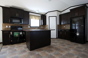 Oasis - Big value for this brand new modular home!