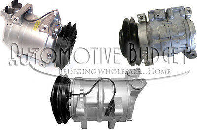 A/C Compressor Rebuild Service for Hino Fuso & UD Medium Duty Vehicles