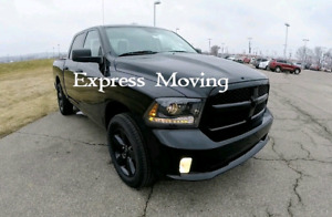 Truck and Mover For Hire