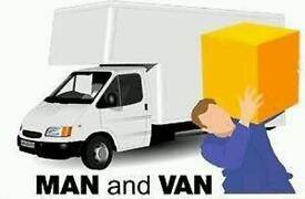 MAN AND VAN REMOVALS SERVICE SOUTH EAST LONDON 24H / 7