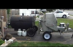 Wanted charcoal BBQ