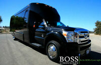 Party buses Vancouver BC - Nicest Luxury Buses in town!