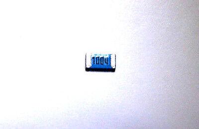 50x Brand Name Koa Smd Resistor - 1m Ohm - 1 - 1206 - 14w Rk73h2bt1004f