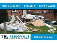 Rubbish / Waste removals – Trafford, Sale, Stretford, Urmston, Altrincham