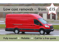 Cheap man and van in Bolton, Bury, Whitefield, Howrich, Farnworth, Bromley Cross, Westhoughton,
