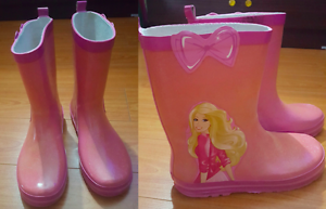 Girl Rain Boots - Pink Rockdale Rockdale Area Preview