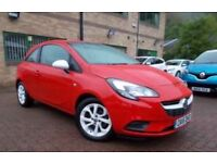 Almost new 1.4 red corsa