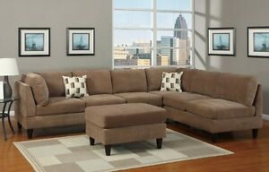 Sectional couch good for man cave, extra couch
