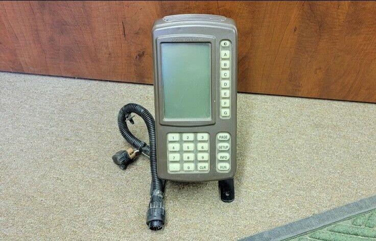 John Deere Original GreenStar Display GSD4 Brown Box w/ AutoTrac SF1 KeyCard