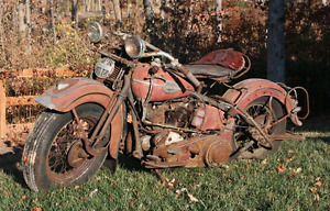 Free pick up of unwanted motorcycles, and snowmobiles.