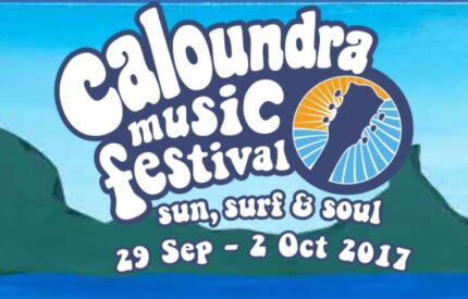 Caloundra Music Festival tickets and accommodation
