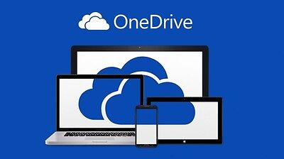 Microsoft One Drive Personal 100Gb With 2 Years Online Storage