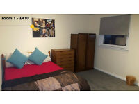 DOUBLE BEDROOM IN A SHARED HOUSE, NEAR OCEAN TERMINAL, £425 PM INC ALL BILLS