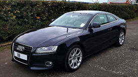 Excellent Audi A5 3.0tdi sport quattro - Fully serviced
