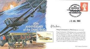 MF6-WWII-WW2-Dambuster-Raid-RAF-cover-signed-617-CO-MONKMAN-US-DFC