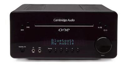 Cambridge Audio One Receiver CD DAB+ Bluetooth