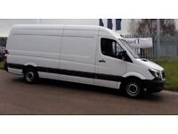 Man and van hire for house move removal service All Manchester , Oldham Short notice available