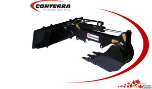 Conterra Industries Mini Hoe - Starting at $2350.00