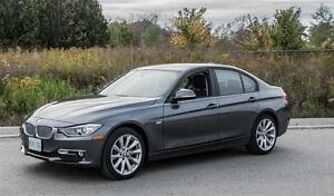 2015 BMW 3-Series 320i xDrive Sedan