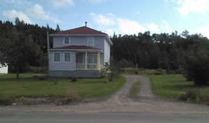 Beautiful 2 Story home in scenic Glovertown