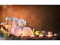 Aromatherapy deep massage full relaxing massage liverpool street